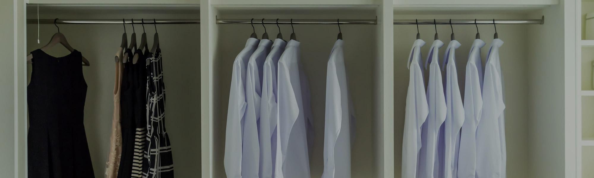Closet Design Questions